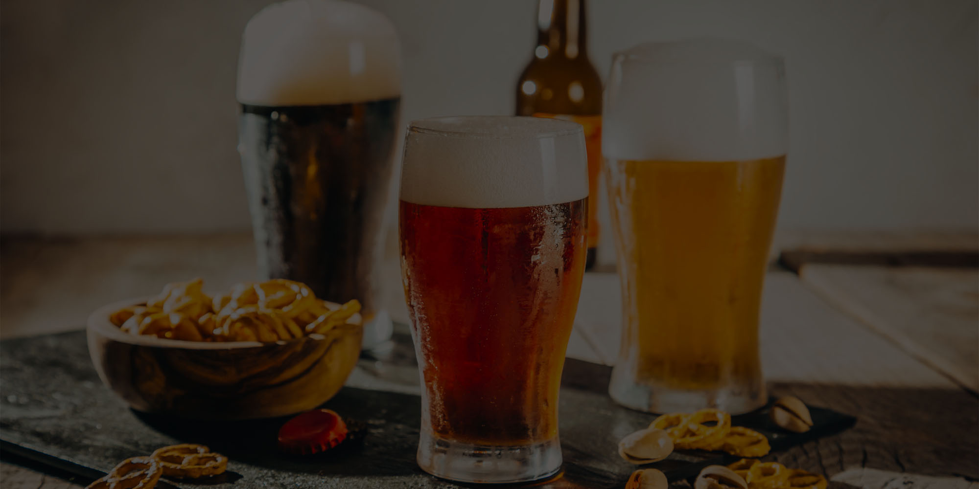 Das beste Bier jeden Monat vor Deiner Haustür